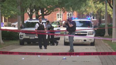Tres hombres resultan heridos tras un tiroteo en un parque donde se realizaba un picnic por la paz