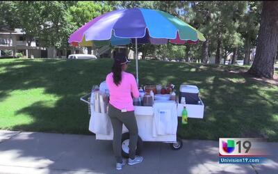 Alerta a los trabajadores al aire libre por las temperaturas altas