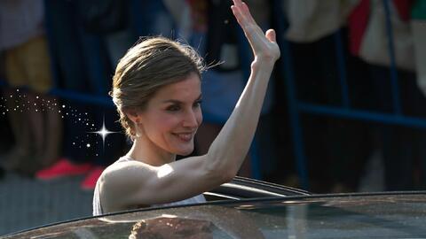 La reina Letizia Ortiz cumple 44 años y el mundo celebra su estil...