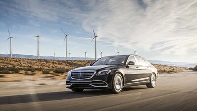 Mercedes-Maybach S650 2018, inteligente por donde se le vea