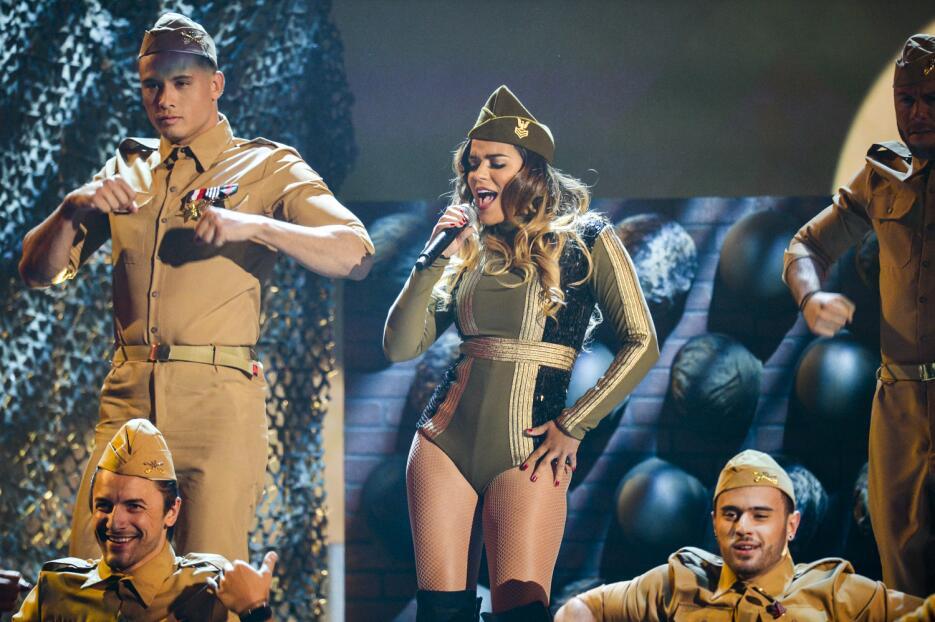 Karol G en Premios Juventud