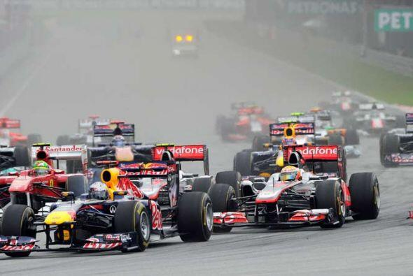 El Red Bull demostró que es el mejor auto de la Fórmula 1...
