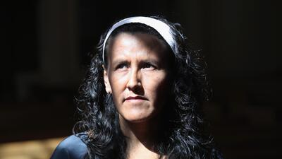 Jeanette Vizguerra, la inmigrante mexicana reconocida como una de las pe...