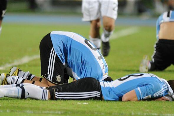 Operación llanto 2. Los juveniles de Argentina no pudieron con Portugal...