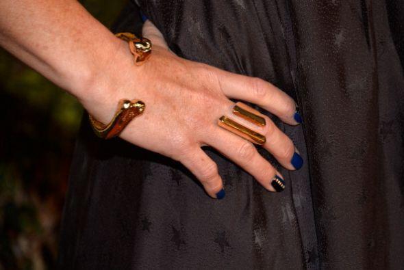 Los anillos sin cerrar son bellos, discretos y muy 'fashionistas'. ¡Nada...