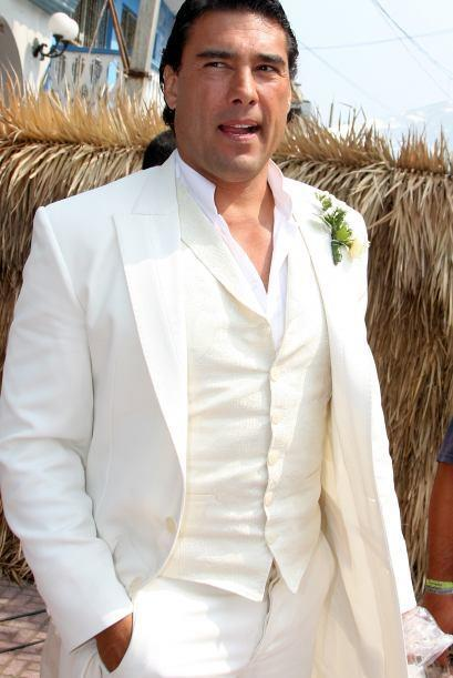 Eduardo Yáñez en 'Corazón salvaje'