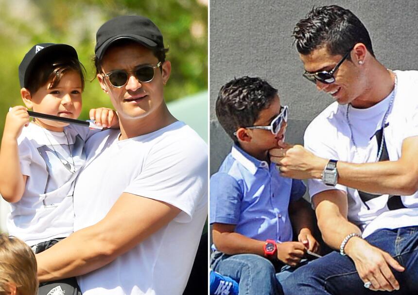 Ser padre es difícil pero ser padre soltero le da otro toque de compleji...