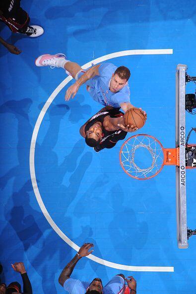 8 de Enero - Heat (16-21) ganan 104 - 90 a Clippers (25-13). Chris Bosh...