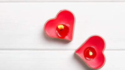 Para qué sirven las velas rojas en rituales