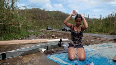 En números (oficiales) y fotos: así va la recuperación de Puerto Rico a un mes de María, según el gobierno