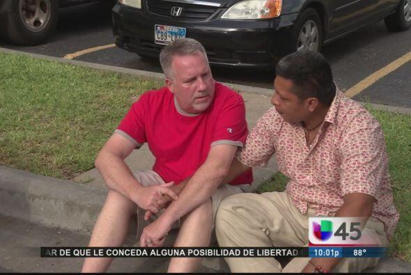 El caso de una pareja gay de Houston podría sentar precedentes para la a...
