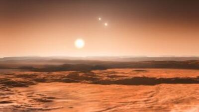 Imagen de ESO para su difusión en medios.