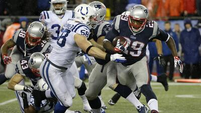 Highlights Playoffs Divisionales: Indianapolis Colts vs. New England Pat...