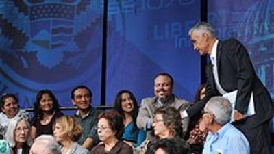 Usuarios de Univision.com vibraron con el debate nacional sobre inmigrac...