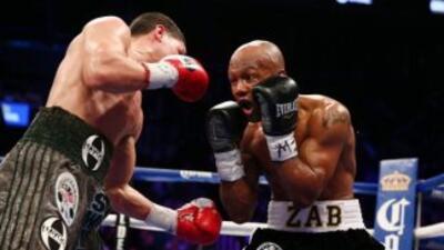 Danny García fue muy superior a Zab Judah.