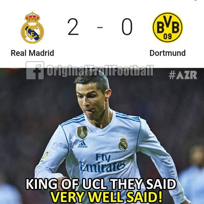 Cristiano Ronaldo marcó gol y los memes se rindieron a sus pies 24796329...