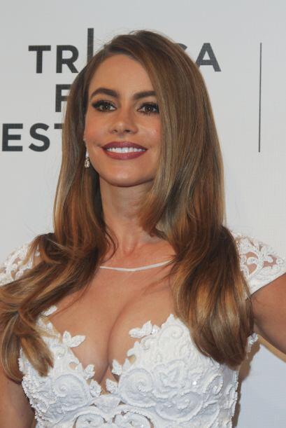 La actriz se presentó en el Festival de Cine de Tribeca, donde la cinta...