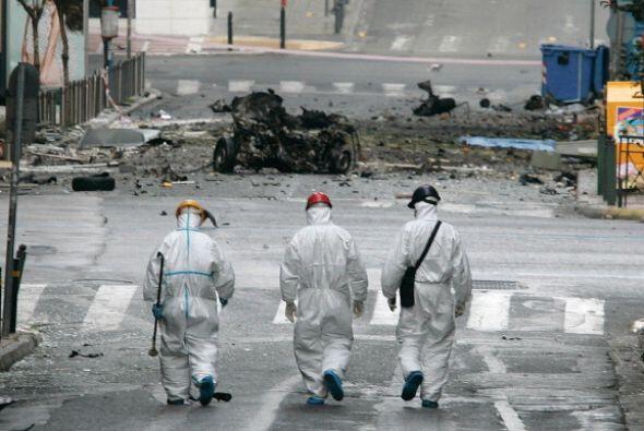 Aunque ningún ataque anterior se había perpetrado con coche bomba.
