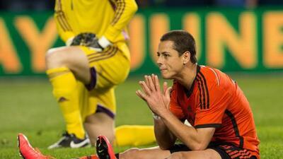 El cuadro mexicano no tuvo su mejor partido y dejó dudas a poco más de u...