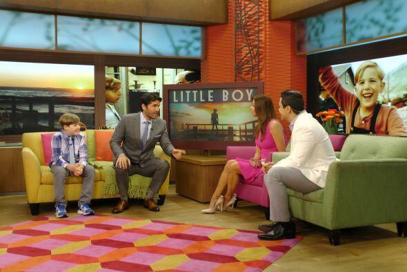 'Little Boy' fue un milagro para la familia de Jakob, pues estaban a pun...