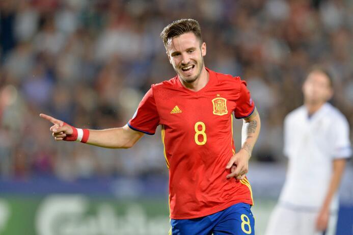 Saúl Ñiguez - 22 años (España / Atlético de Madrid)