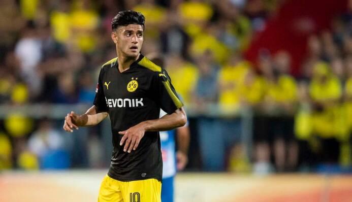 Desde esta temporada defenderá la camiseta del Dortmund, equipo que dese...