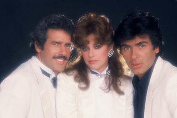 Fue una producción de Ernesto Alonso en 1985. Como puedes ver, muchas te...