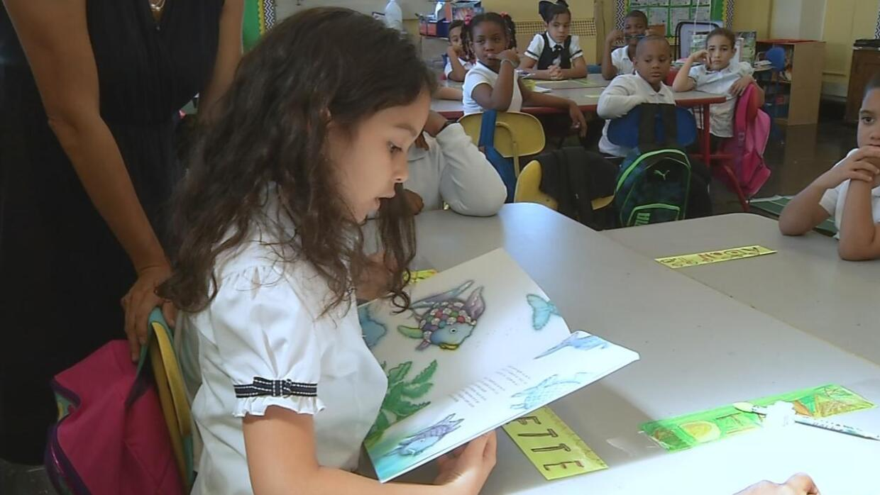 Like Arlette, there are four million students in public schools in the c...