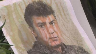 Miles despiden al opositor ruso Boris Nemtsov