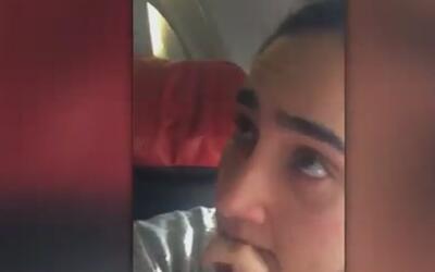 Rezar, lo que un piloto de avión pidió a los pasajeros al comprobar que...