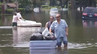 Autoridades en el condado Harris contemplan una elección especial para aprobar proyectos y evitar inundaciones
