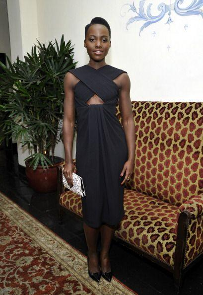 Así de fabulosa es Lupita N'yongo. ¿Estás de acuerdo con su nuevo título...