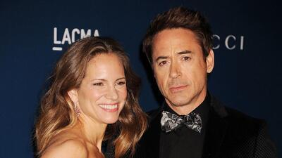 Robert Downey Jr. y su esposa Susan esperan bebé