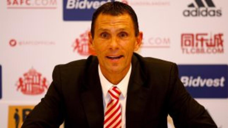 El uruguayo se hará cargo del banquillo del Sunderland.