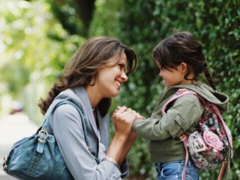 2. Hazle acordar a tu hijo cómo volvió de contento el a&nt...