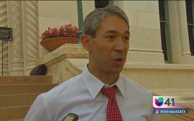 Toma posesión Ron Niremberg como nuevo alcalde de San Antonio