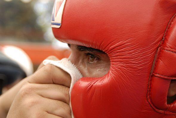 Pero hay que hacer otra pausa para limpiar las fosas nasales. (Vean sus...