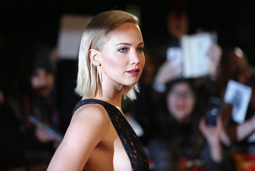 Jennifer Lawrence fue una de las artistas más combativa contra la filtra...