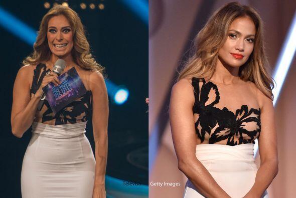 Las dos son mujeres extremadamante sensuales y consideradas como latinas...