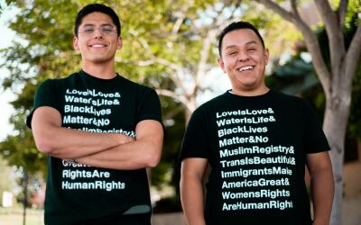Justino Mora (izquierda) e Iván Ceja (derecha) consideran que m&a...