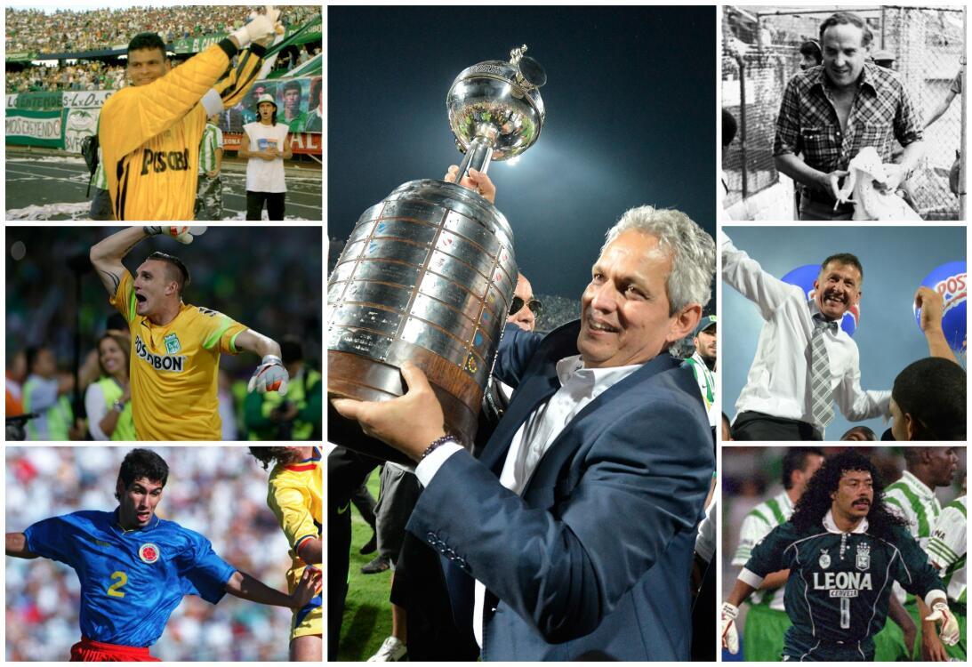 Ellos son 20 ídolos del 'Mejor equipo del Mundo' en su cumpleaños 70 Nac...