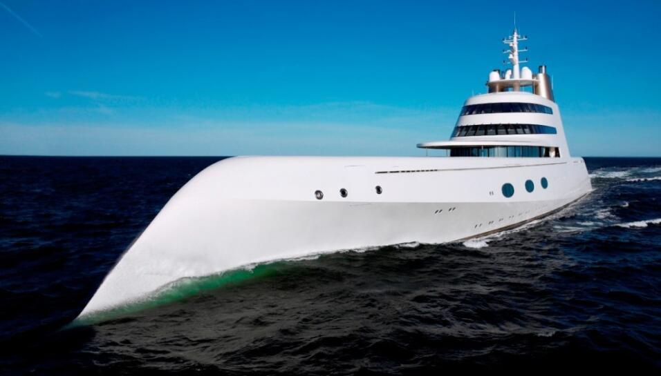 Puesto 15: El millonario ruso Andrei Melnichenko es propietario de este...