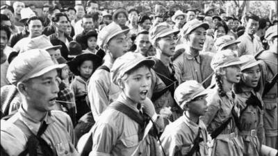 Estados Unidos y China: recuento gráfico de seis décadas de una relación compleja