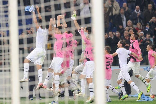 La 'Juve' tiene 25 puntos, le saca un punto de ventaja a la Udinese y tr...