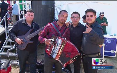 Celebran el mes de la herencia hispana en Inglewood