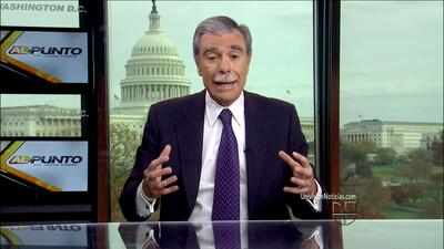 Carlos Gutiérrez habló sobre el apoyo de algunos republicanos a la refor...