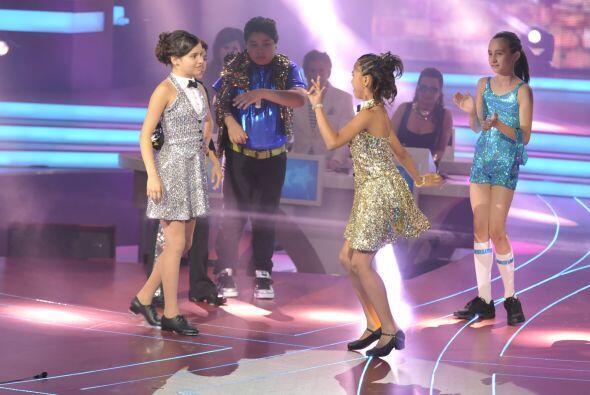 Altahir y Athena impresionaron a todos pues ellas decidieron bailar un p...