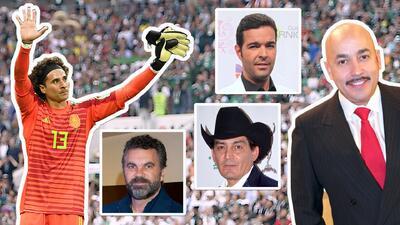 Pelones como Lupillo (y Lupillo sin bigote): estos cantantes pagaron felices sus apuestas por la victoria de México