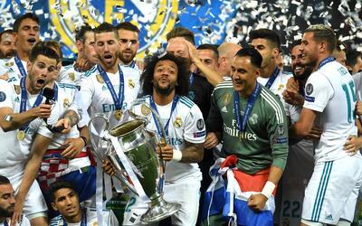 Real Madrid aporta ocho futbolistas al equipo de la temporada de la Cham...
