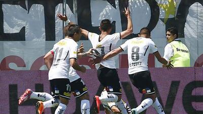 Esteban Paredes anotó el gol del triunfo.